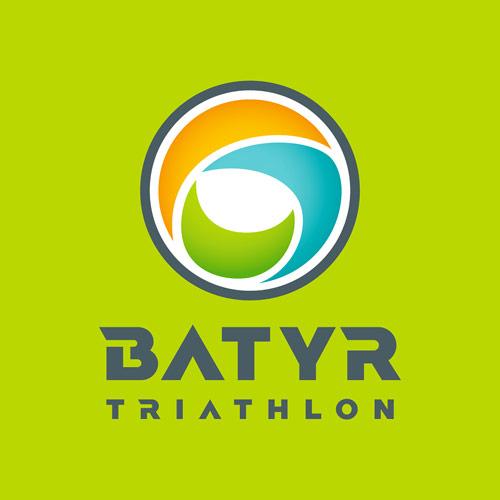Как мы разрабатывали  логотип «Batyr Triathlon»