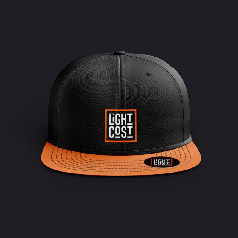 Логотип и фирменный стиль <br> сети гастробаров «Light Cost»