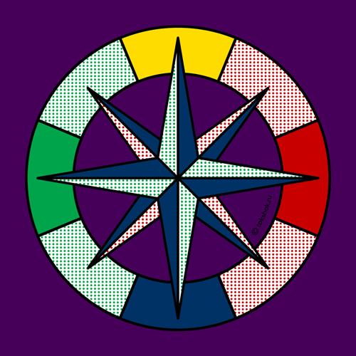 Фирменные цвета: как выбрать цвет логотипа